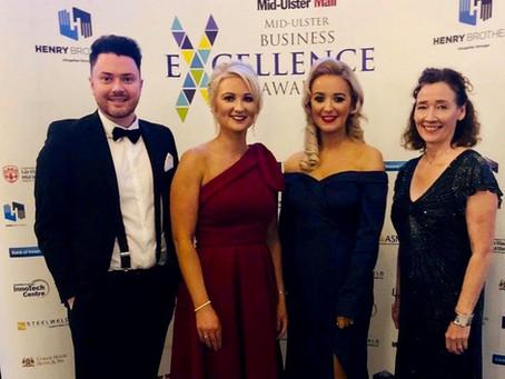 Riada Win At Mid Ulster Business Awards