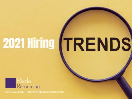 2021 Hiring Trends