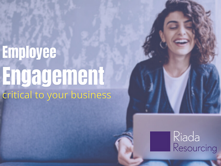 Why is employee engagement critical to your business?