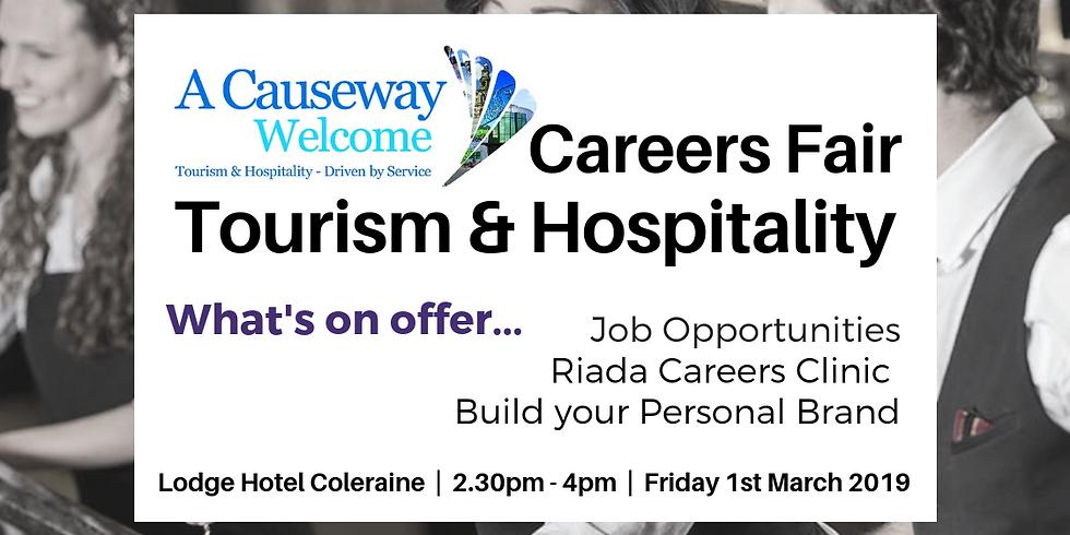 Tourism & Hospitality Careers Fair