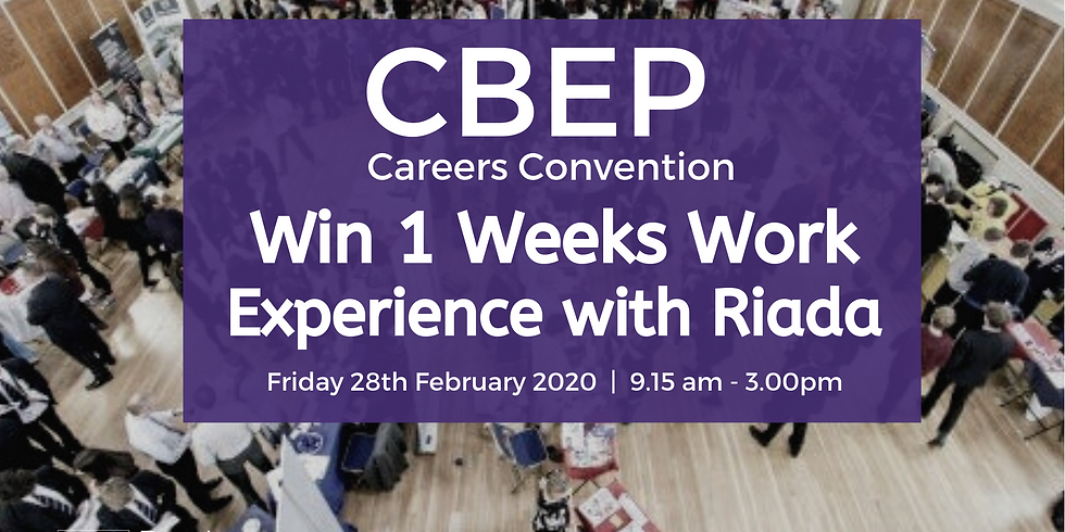 CBEP Careers Convention
