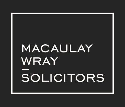 Macaulay Wray Solicitors are hiring
