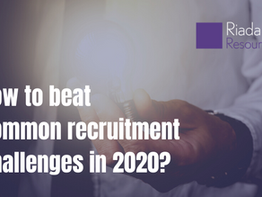How To Beat Common Recruitment Challenges in 2020