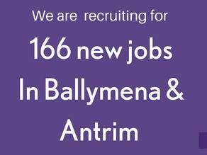 Ballymena Jobs Boost
