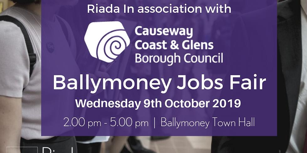 Ballymoney Jobs Fair