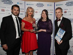Riada Attends Ballymena Business Awards Gala Evening 2018