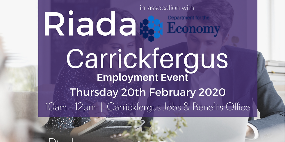 Carrickfergus Employment Event