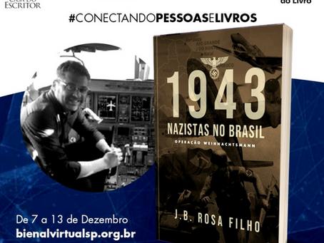 1943 na Bienal do Livro de SP 2020