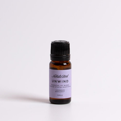 Nathalie Bond Unwind Essential Oil Blend 10ml