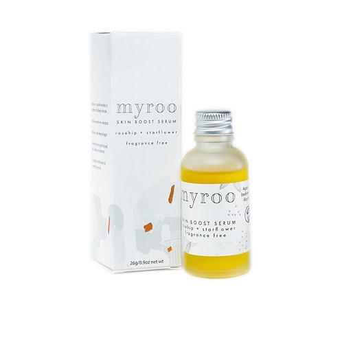 Myroo Skincare - Skin Boost Facial Serum Fragrance Free 26g