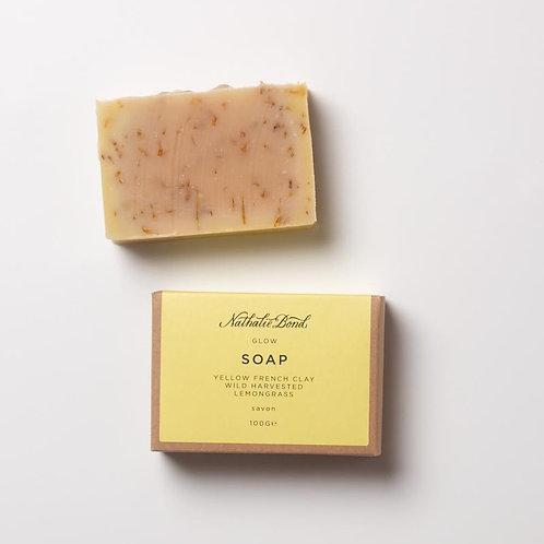 Nathalie Bond Glow Soap Bar 100g