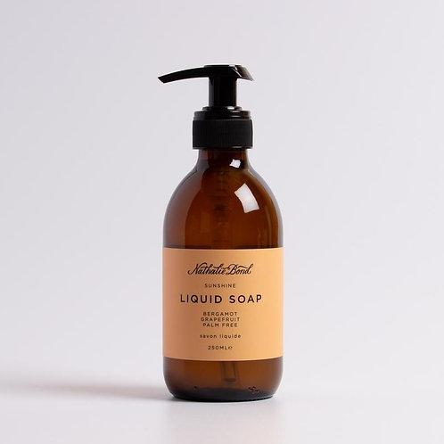 Nathalie Bond Liquid Soap-Sunshine