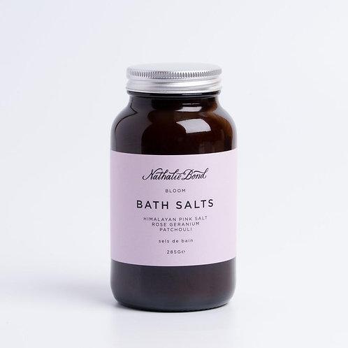 Nathalie Bond Bath Salts - Bloom 250ml