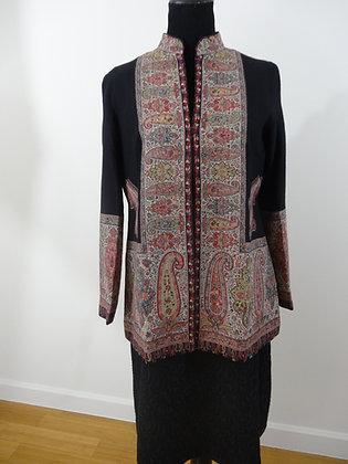 Fine Wool Short Kani Jackets