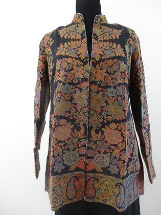 Fine Wool Short Kani Jacket