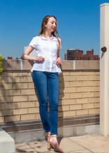 Livalya - Box Pleat Shirt with Jeans - BG - PT.jpg