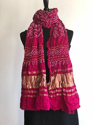 Tie Dye Bandhani Wraps