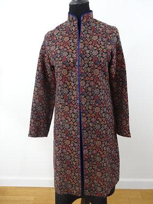 Fine Wool Kani Weave Jacket