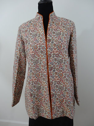 Kani Weave Short Jacket