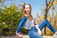 Livalya - Embroidered Crop Denim Jacket with Jeans - BG - MV - LS.jpg