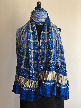 Ombre Silk Wrap