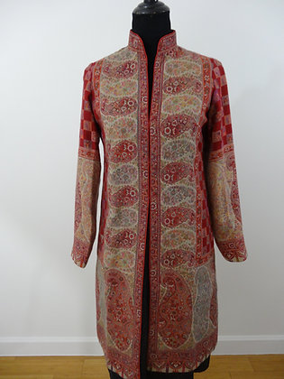 Fine Wool Jackets with Kani Weave