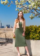 Livalya - Textured Embroidered Crop Jacket with Green Dress -  BG-PT.jpg