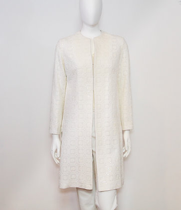 Chikan Embroidery Jacket