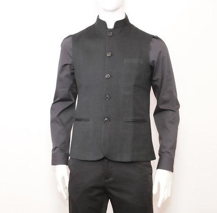 Fine wool Kani Weave Vest