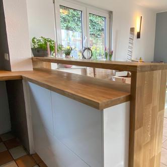 Kitchenstories und eine Arbeitsplatte