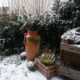 Es ist Winter geworden