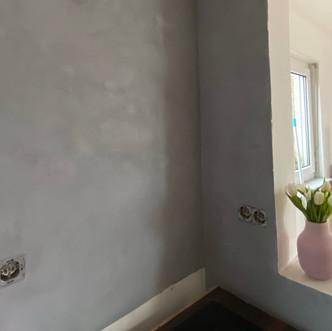 Kitchenstories und eine Betonwand