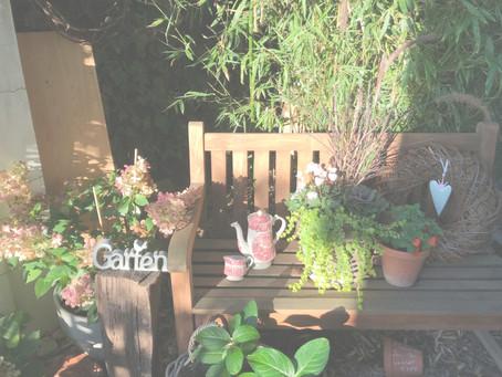 Update: Hinter der Gartenpforte heute