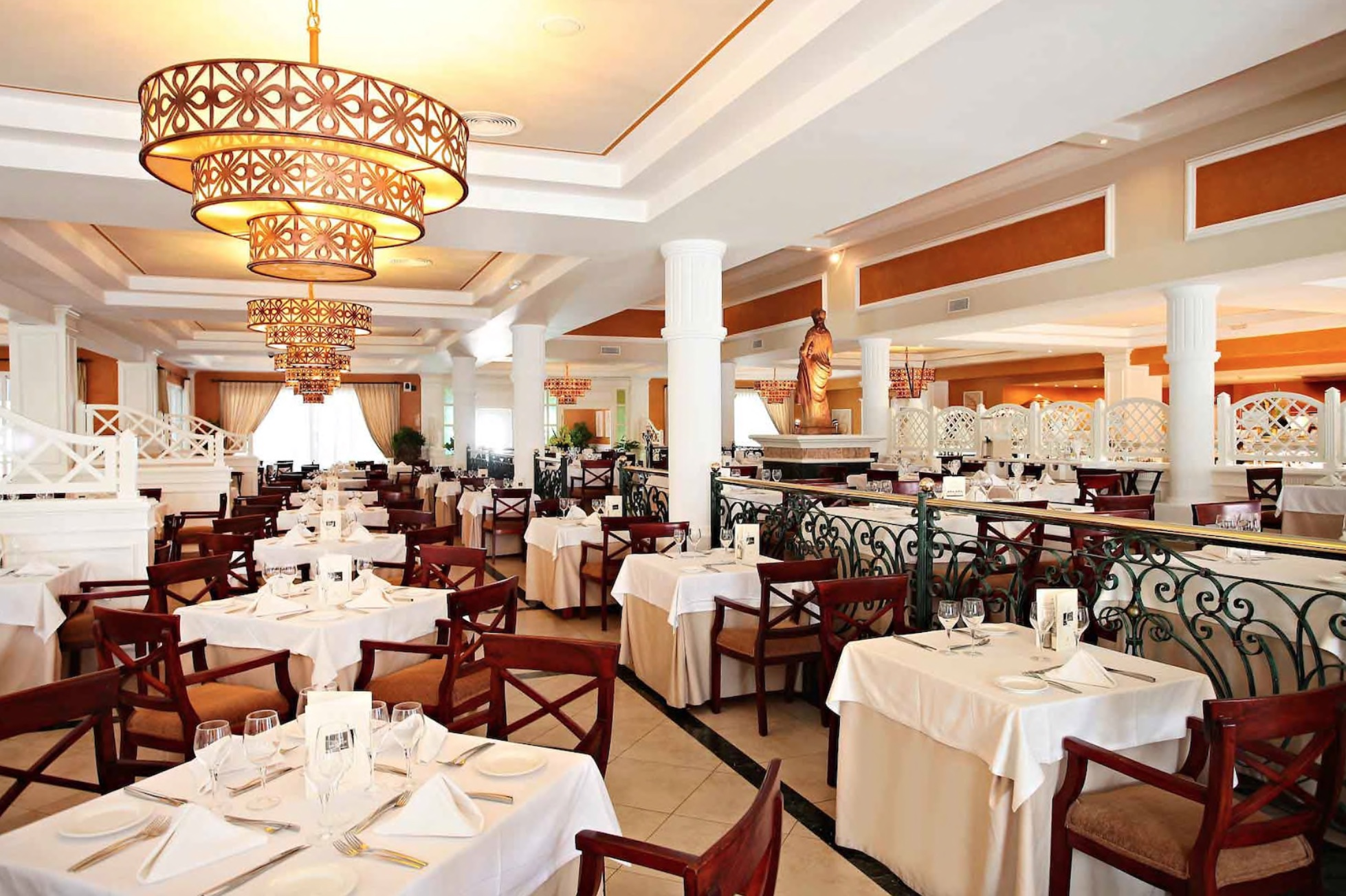 restaurante DPC