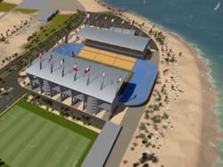 Estadio del Mar 3