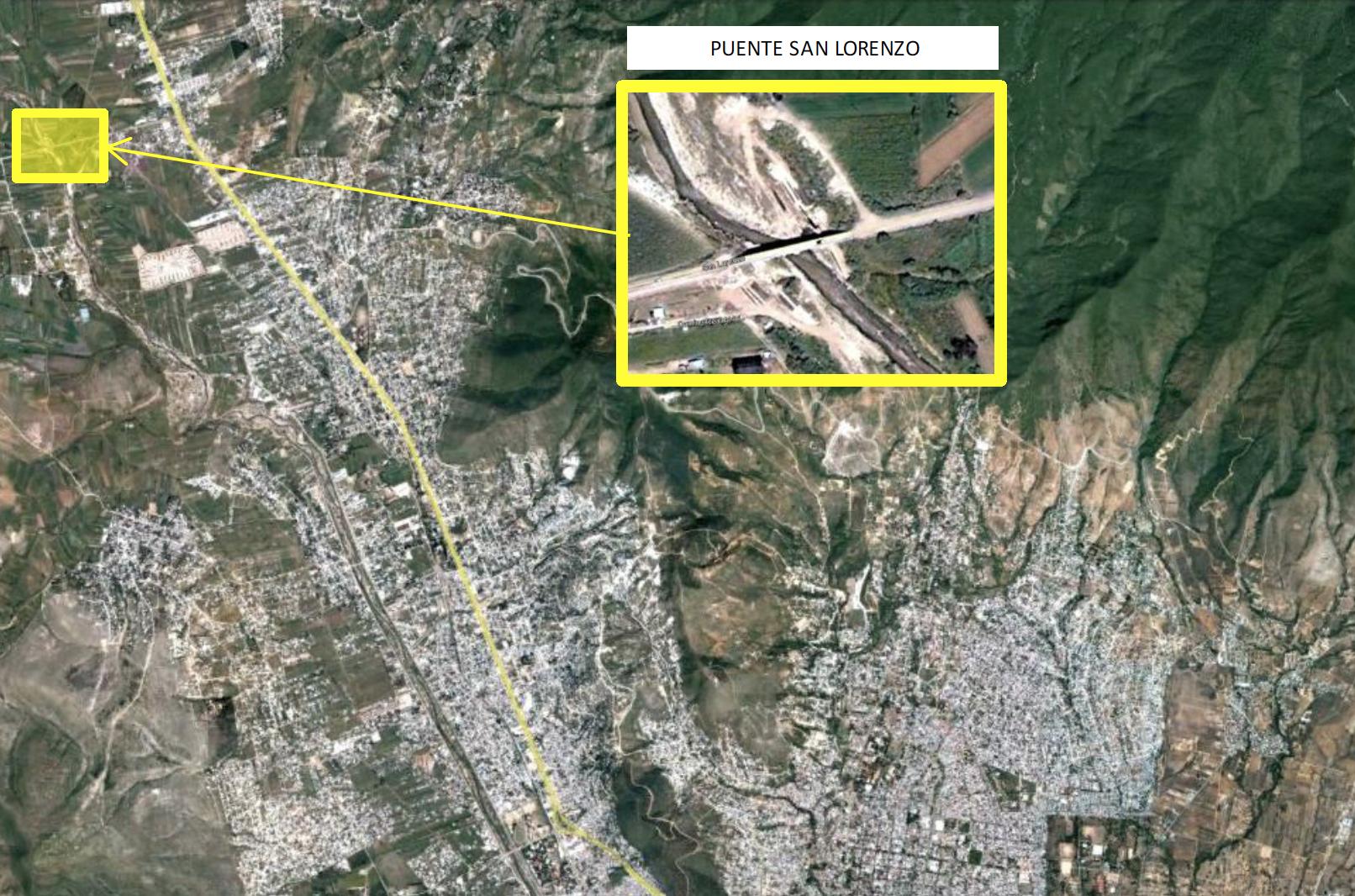Location san Lorenzo