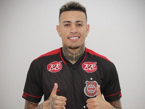 Grêmio empresta Patrick ao Brasil para Série B