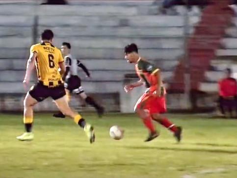 Em jogo isolado na quinta-feira, Rio Grande e Bagé empatam na Copa FGF