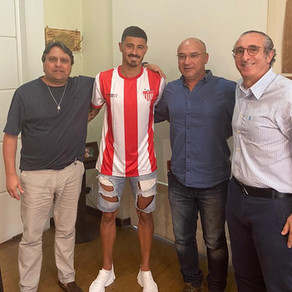 Guarany de Bagé anuncia zagueiro uruguaio