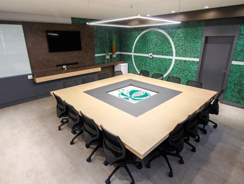 Nova Sala de Reuniões é inaugurada no Jaconi
