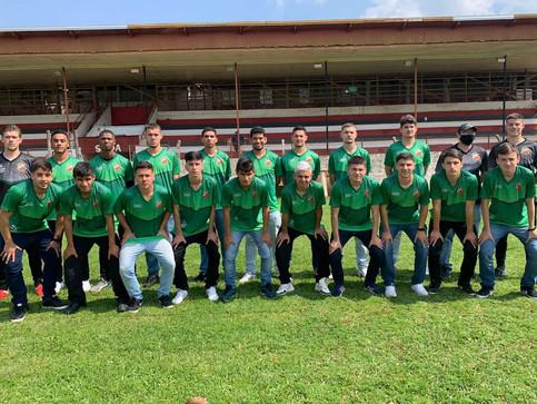 Riograndense-SM retorna ao futebol com vitória