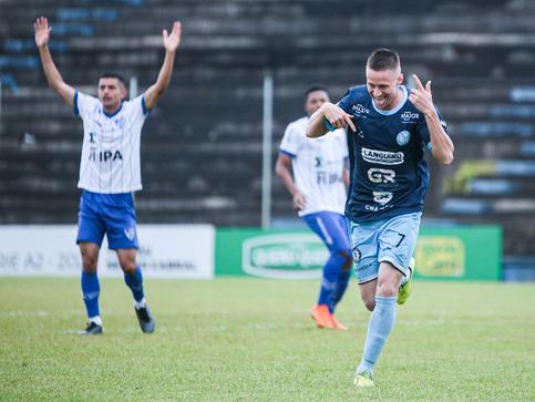 Lajeadense vence Cruzeiro fora de casa na abertura do mata-mata da Série A2