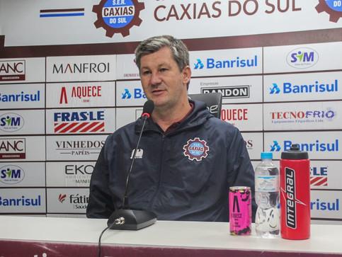 Caxias anuncia saída do gerente de futebol