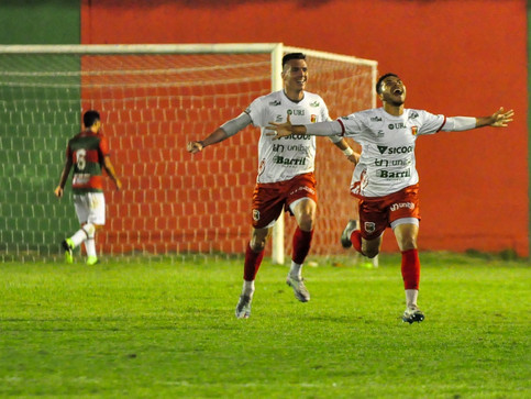 União vence o São Paulo no Aldo Dapuzzo e larga em vantagem na Divisão de Acesso