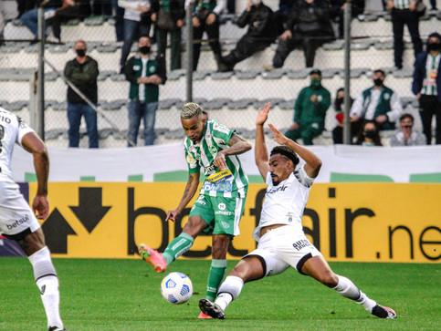 Na estreia de Jair Ventura, Juventude domina o Ceará, mas esbarra na efetividade