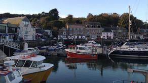 Coastal culinary retreat in Cornwall