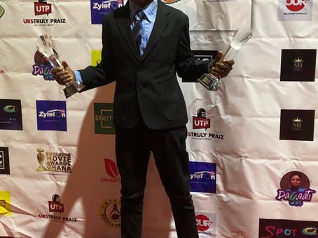 Kid Actor & Discovery Of The Year  Winner @ EMA 2020 Begs Nana Addo To Open Cinema.