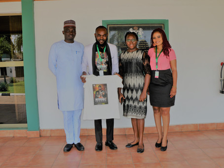THE NIGERIAN HIGH COMMISSIONER TO SUPPORT NIGERIAN MOVIE MAKERS IN GHANA