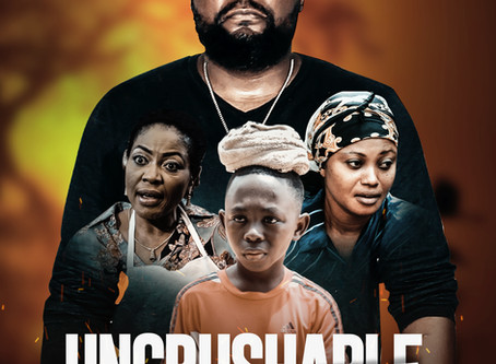#COVID-19 #UNCRUSHABLE MOVIE PREMIERE  POSTPONED IN ACCRA, LAGOS , L.A AND ARIZONA....