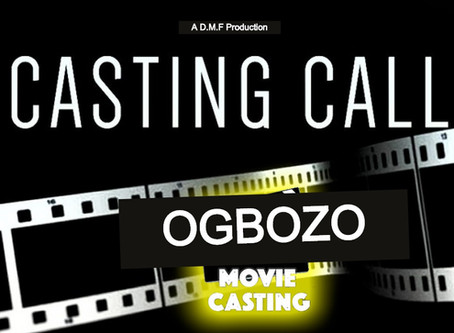 A U.S Production Company In Association With DMF  Accra Requires Actors for an Epic Movie in Accra.
